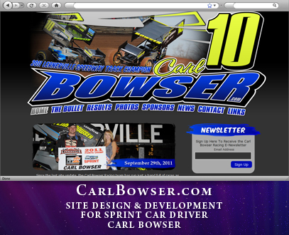 Carl Bowser Racing